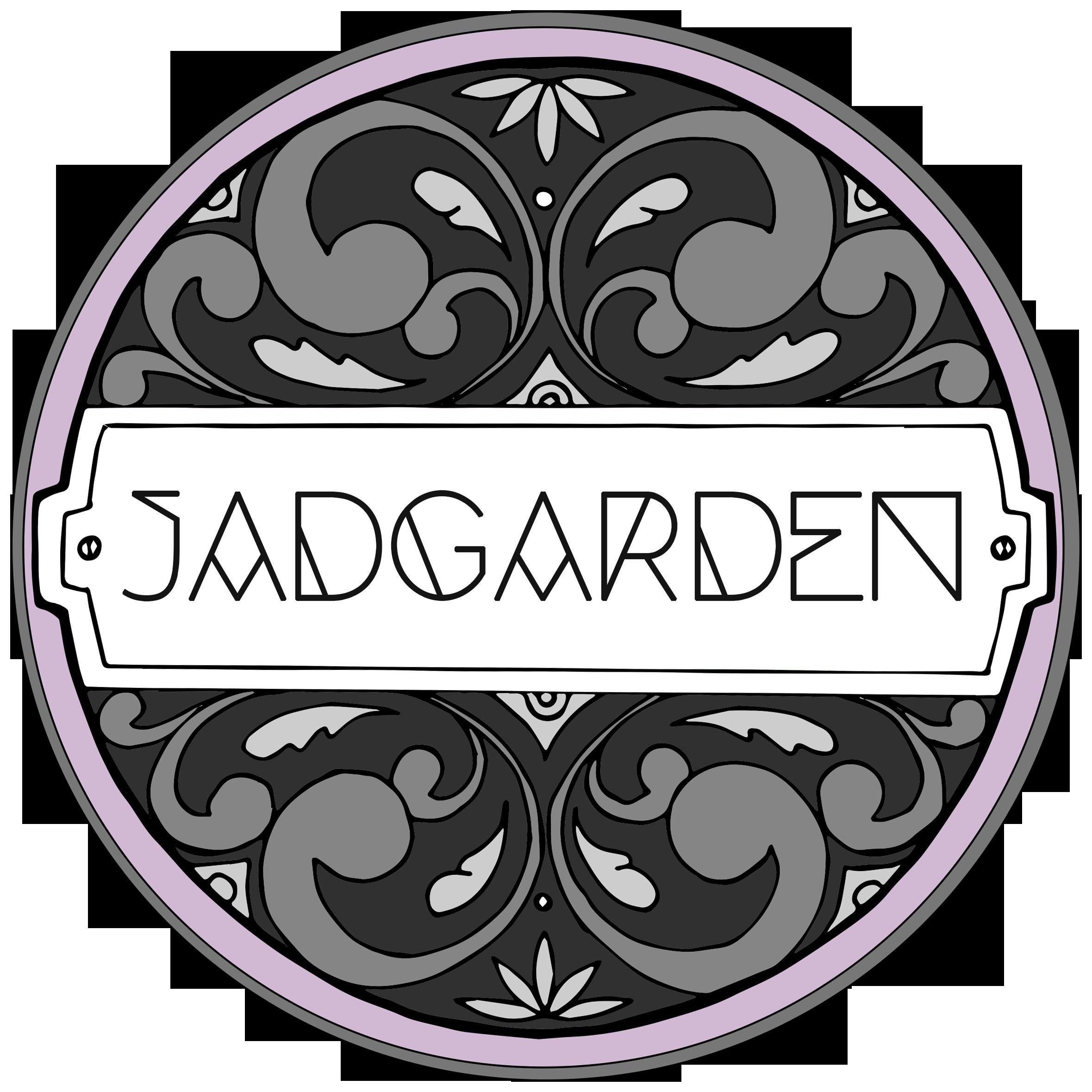 logo jadgarden julie proux création site internet charente angoulême vindelle print graphiste web identité visuelle dessin tatouage